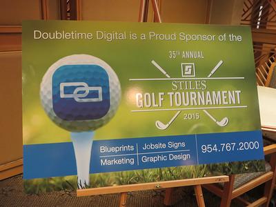 2015 Stiles Golf Tournament