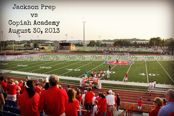 Jackson Prep vs Copiah 2013