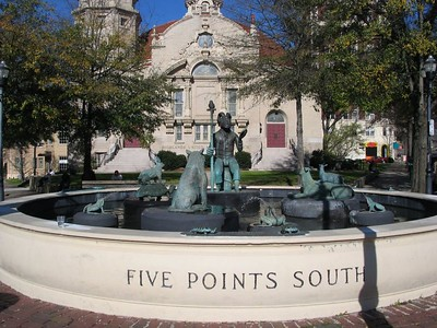 5 Points South