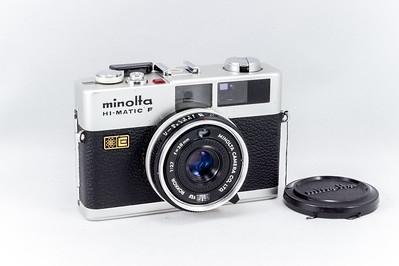 Minolta Hi-Matic F, 1972