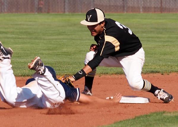 Baseball Verrado Varsity vs LaJoya 3/22/2013