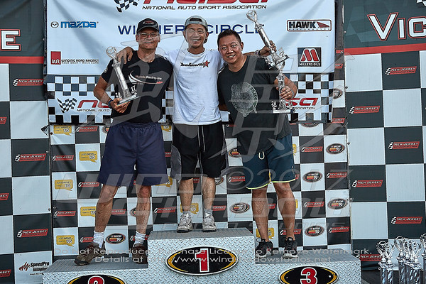 06/17/2017: Winners Circle @ NJMP Thunderbolt Circuit