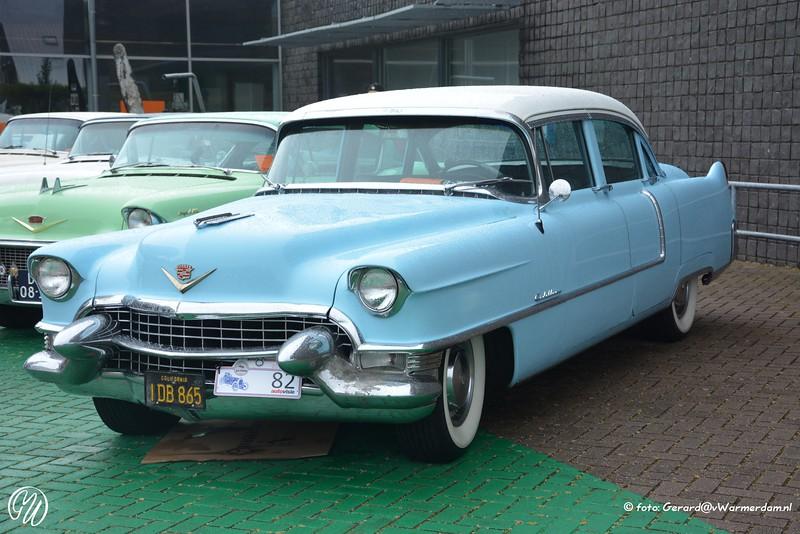 Cadillac Series 62 Sedan, 1955