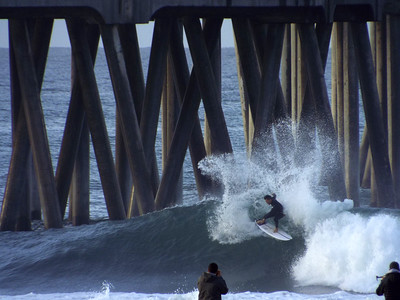 11/21/19 * DAILY SURFING PHOTOS * H.B. PIER