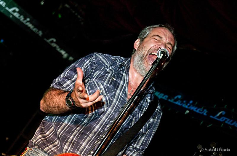 Mike Watt and The Missingmen Larimer Lounge Denver, CO  April 22, 2011