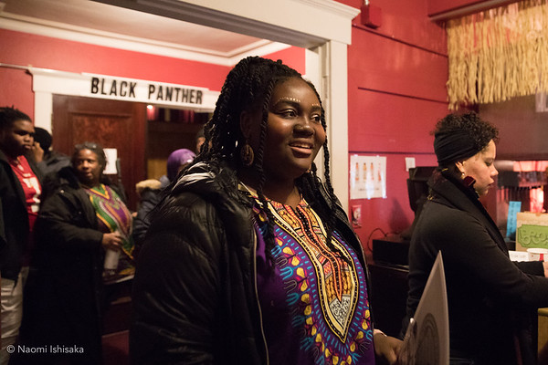Black Panther Screenings - Seattle Peoples Party