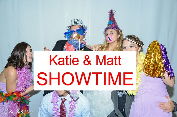 Katie & Matt SHOWTIME