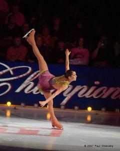 Alissa Czisny - 2007