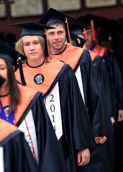 Waverly Graduation 2014