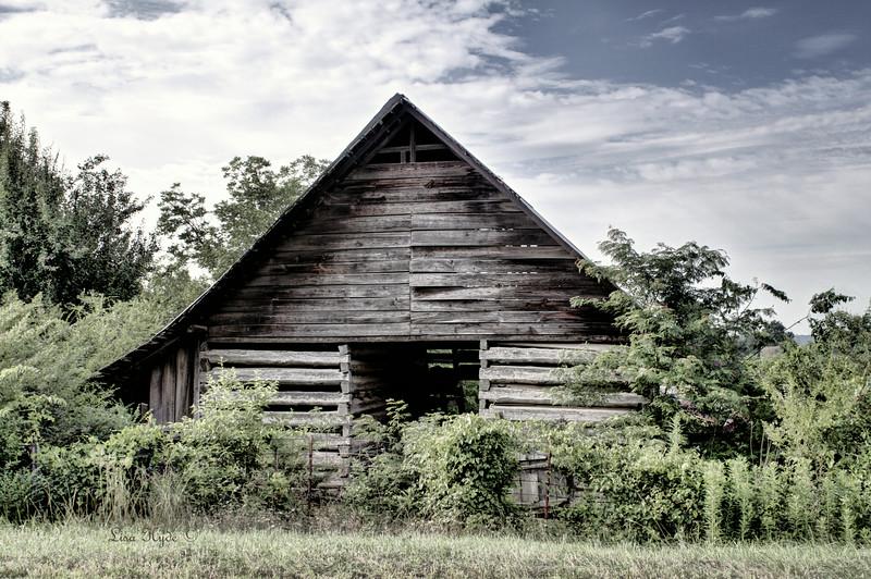 McNeal Barn - Nimrod, AR