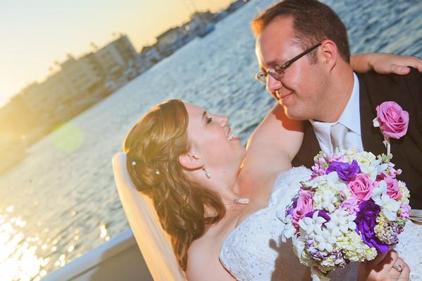 Mark and Mary's Wedding