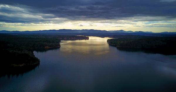 Lake James Aerial