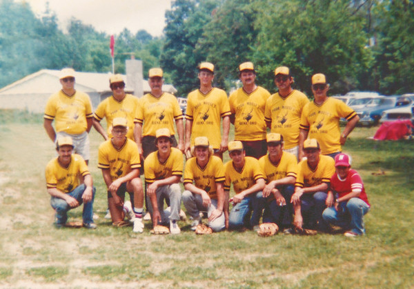Poor Moose's Softball 1982