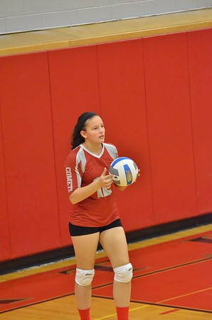 VG Volleyball vs WHS 11-24-15