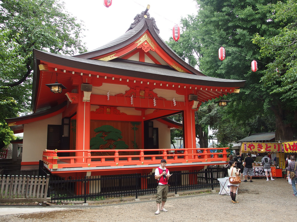 Hanazono Shrine Festival @ Shinjuku
