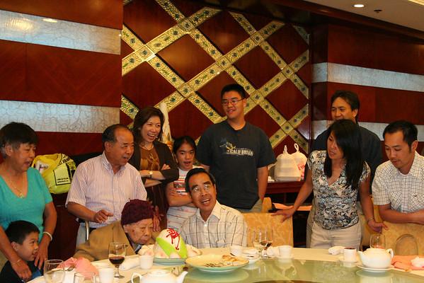 Grandma 2007 birthday