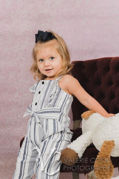 Addison turns 2