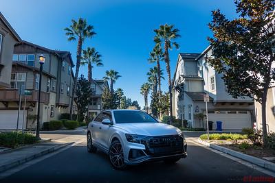 2019 Audi Q8 - Full XPEL Stealth PPF and CQuartz Finest Reserve Ceramic Coating
