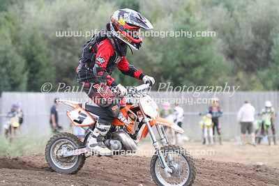 De State MX Blue Diamond 50cc event Sept 2010