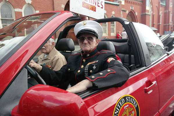 Pittsfield Memorial Day Parade 052614