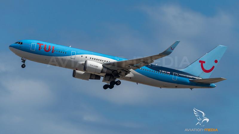 TUI Airways / Boeing B767-304(ER) / G-OBYG