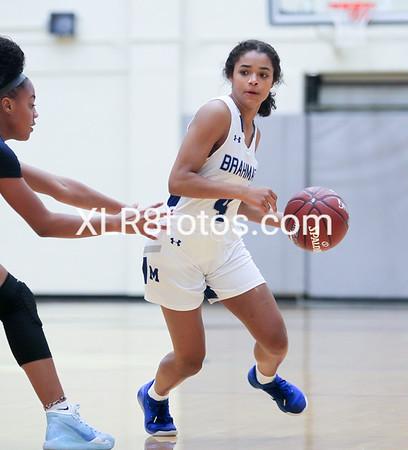 Mac vs Brandeis Girls Basketball 111119