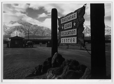 Ansel Adams's Manzanar Photos