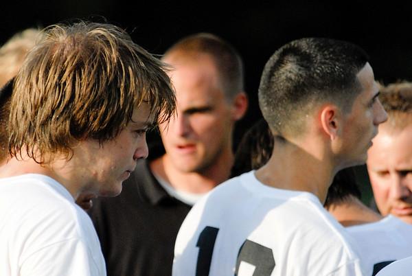 Lincolnton vs Hunter Huss Soccer Aug. 18, 2010