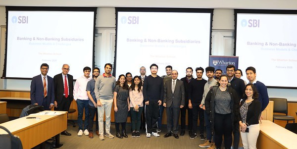 Wharton University of Pennsylvania-SBI-21st-feb-2020