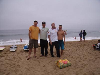 2010 Pier to Pier Swim