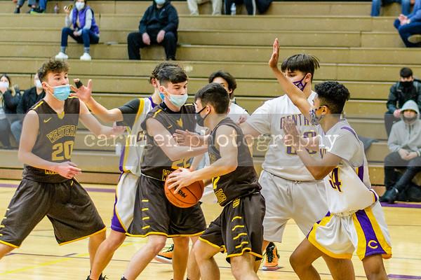 BCC Fresh/JV Basketball 2/10/21