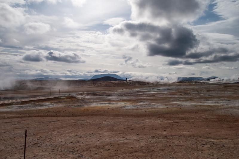sulphur springs thermal area