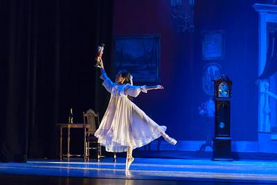 Pas De Vie Ballet - Nutcracker Rehearsal Nov. 24