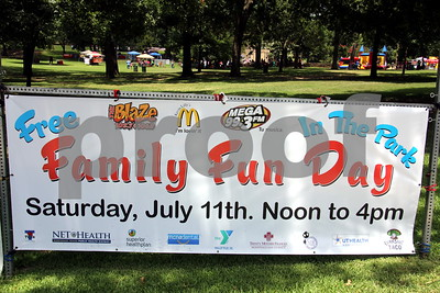 7/11/15 2015 Blazin' In The Park Family & Friends Event by Lisa Pierce