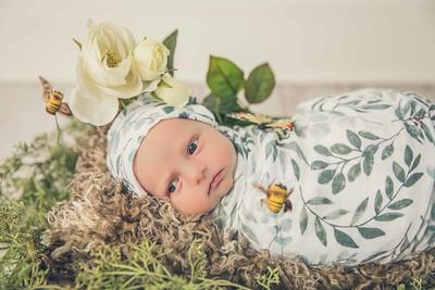 Rockford, Winnebago IL Newborn & family Photography   Ada