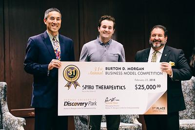 Burton D. Morgan - Business Model Competition