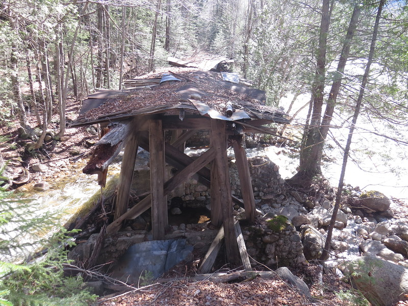 Black brook trestle, that was a roof on top.JPG