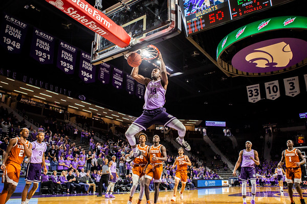 KSU MBB vs Texas