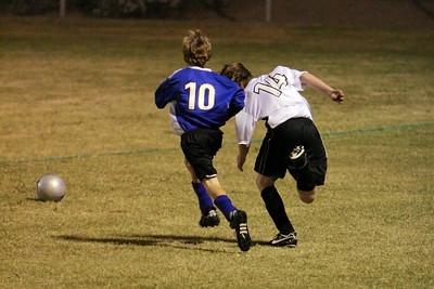 AYSO Penquin Soccer 10212006