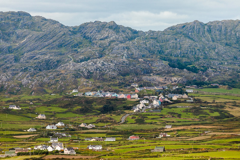 Allihies Copper Mine, Beara, Ireland
