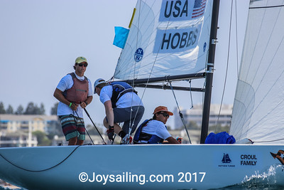 Day 5 Racing Youth Match Racing World Championship