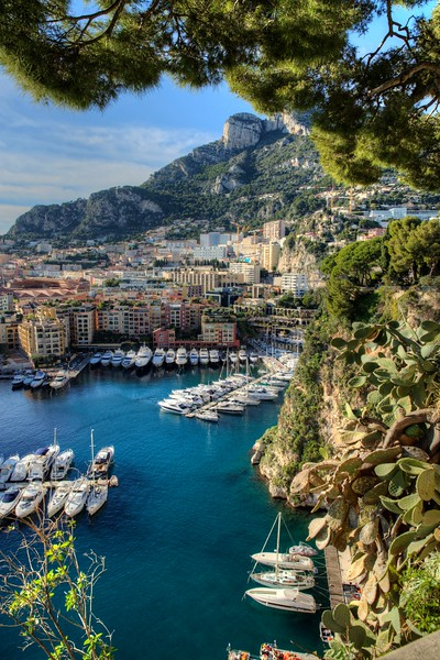 You can't swing a dead cat in Monte Carlo without hitting something EXPENSIVE!