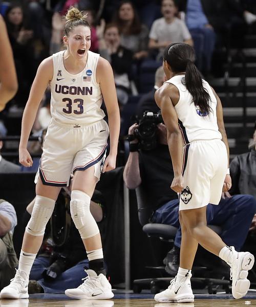 NCAA UCLA UConn Basketball
