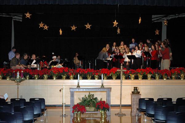 2007 - Asbury UMC Youth and Praise Christmas Concert