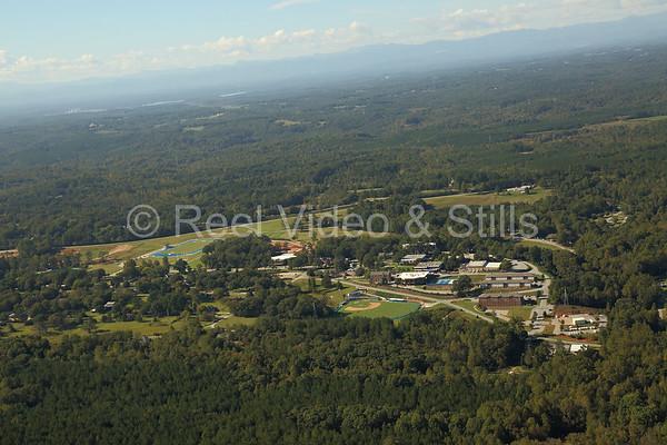 Southern Wesleyan University Aerials - Oct 2015