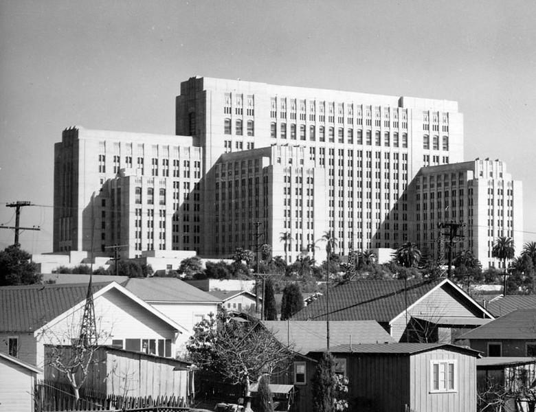1939, View From Neighborhood