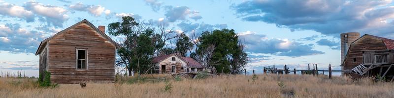 Agate, CO Abandoned Farm