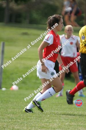 U15 Girls - Keliix-Intra Green vs Euro FC Fury