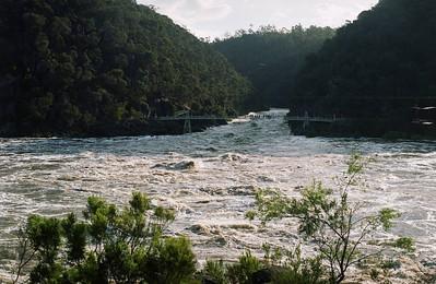 Cararact gorge