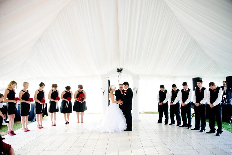 Joab and Crystal Wedding
